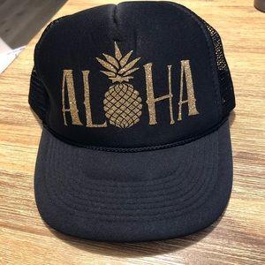 Accessories - Aloha Trucker Cap